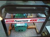 COLEMAN 4000W GENERATOR 120/240 VOLT PM54-4202